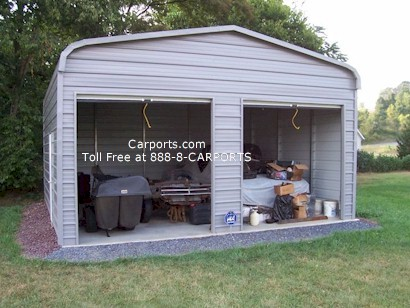 Enclosed Carports